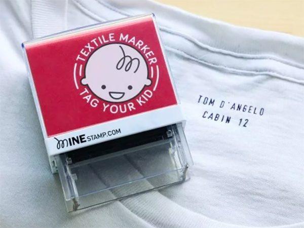 Mine – Der Textilstempel